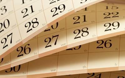 Calendario Escolar 2020 Colombia.Publican Calendario Escolar 2019 2020 El Sol Del Centro